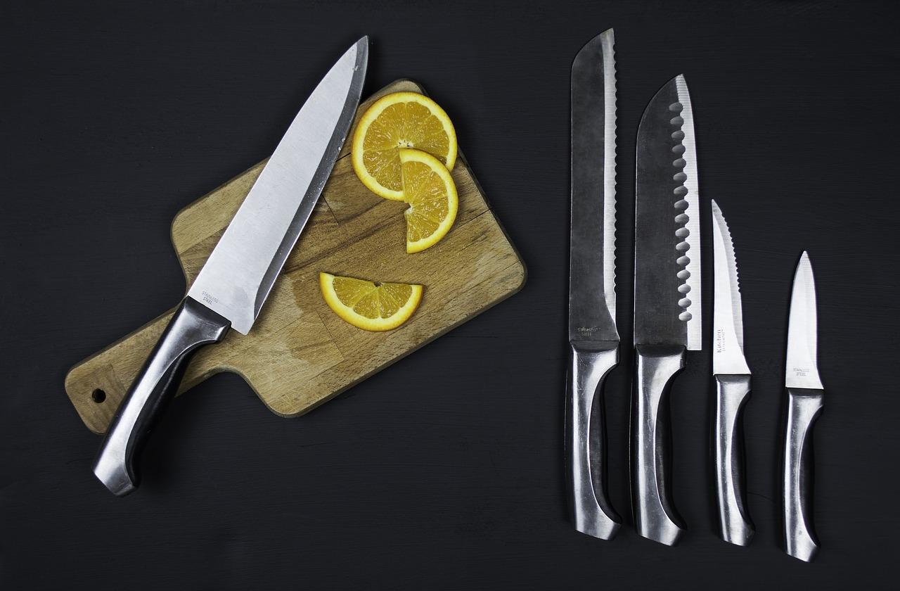 noże dom i kuchnia